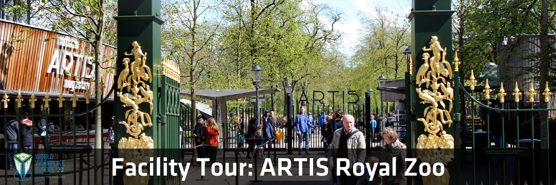 Facility Tour - Artis Royal Zoo