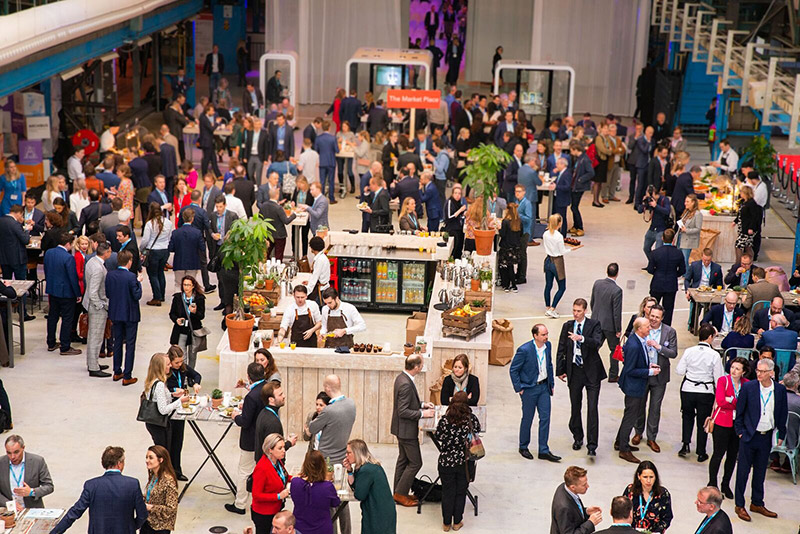WWE Welcome Reception - Marketplace